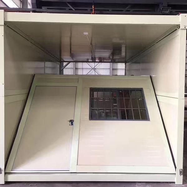 折叠集装箱活动房
